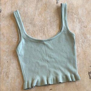 Zara knit Tank